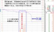 揭秘熊市个股闪崩暴跌前特别征兆